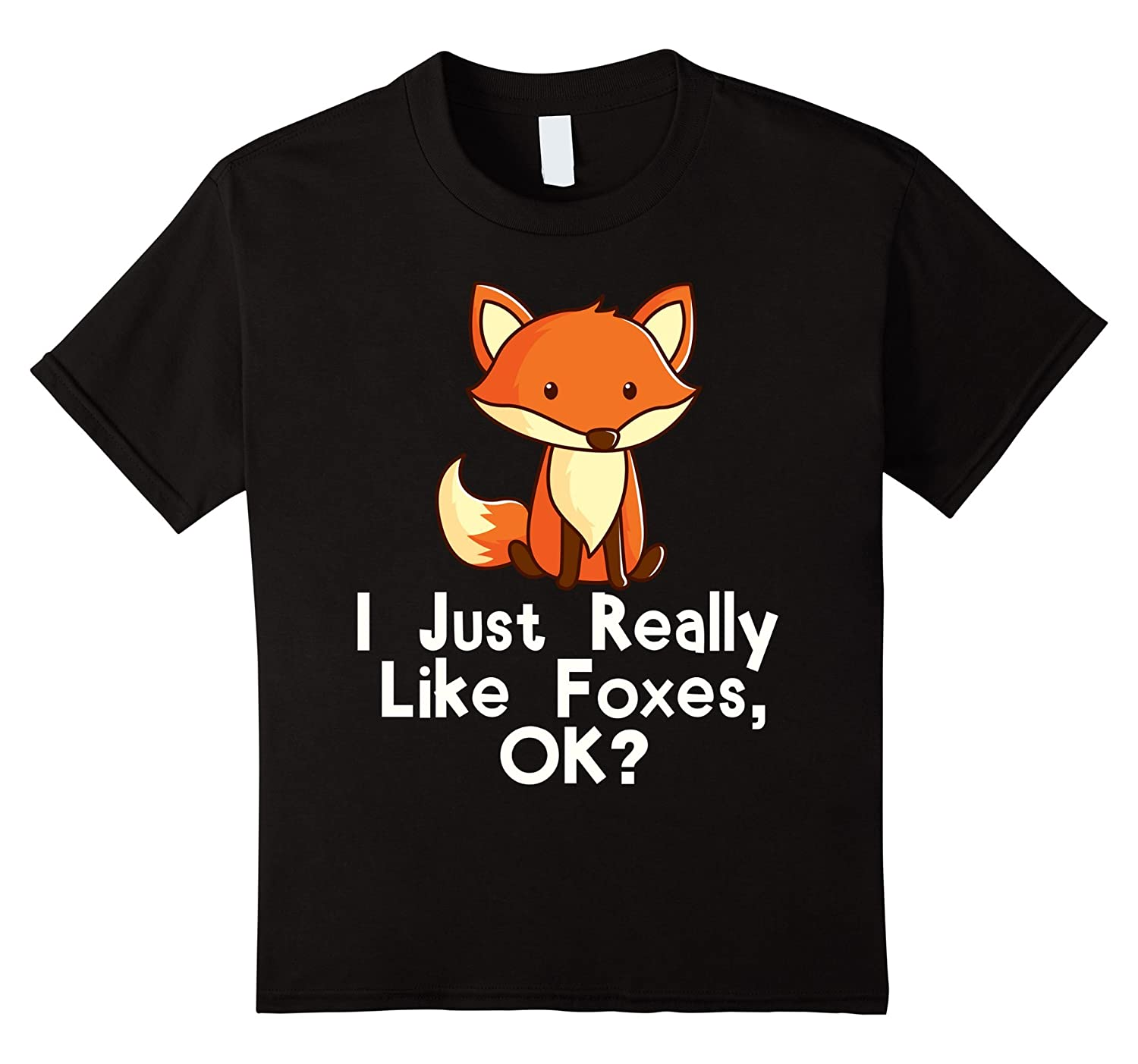 Just Really Like Foxes Ok
