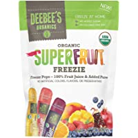 DeeBee's Organics SuperFruit Freezie 30 Pack (100% Juice Freezer Pop)
