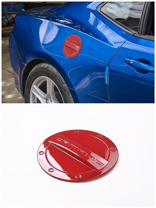 fmtoppeak 3 colores exterior cubierta de depósito de combustible Gas Tapa Cap Accesorios ABS para Chevrolet