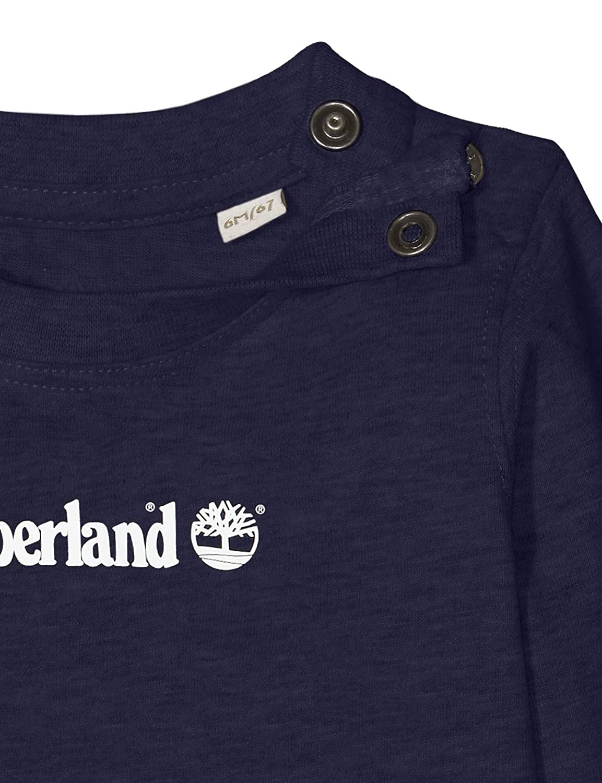 Timberland Baby-Jungen T-Shirt Tee Longues