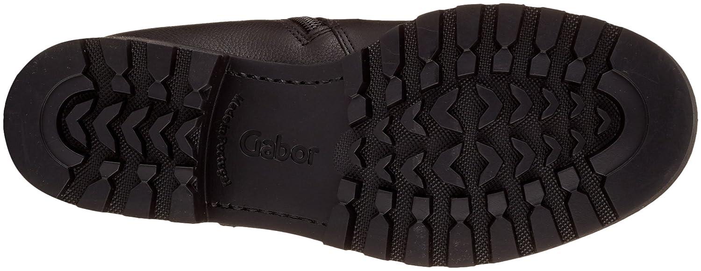 Gabor Gabor Gabor Damen Fashion Stiefel Schwarz (97 Schwarz (Cognac)) dae7be