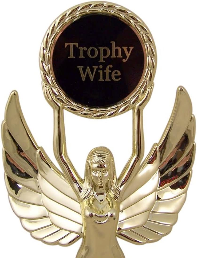 11 inch Award Statue for Trophy Spouse
