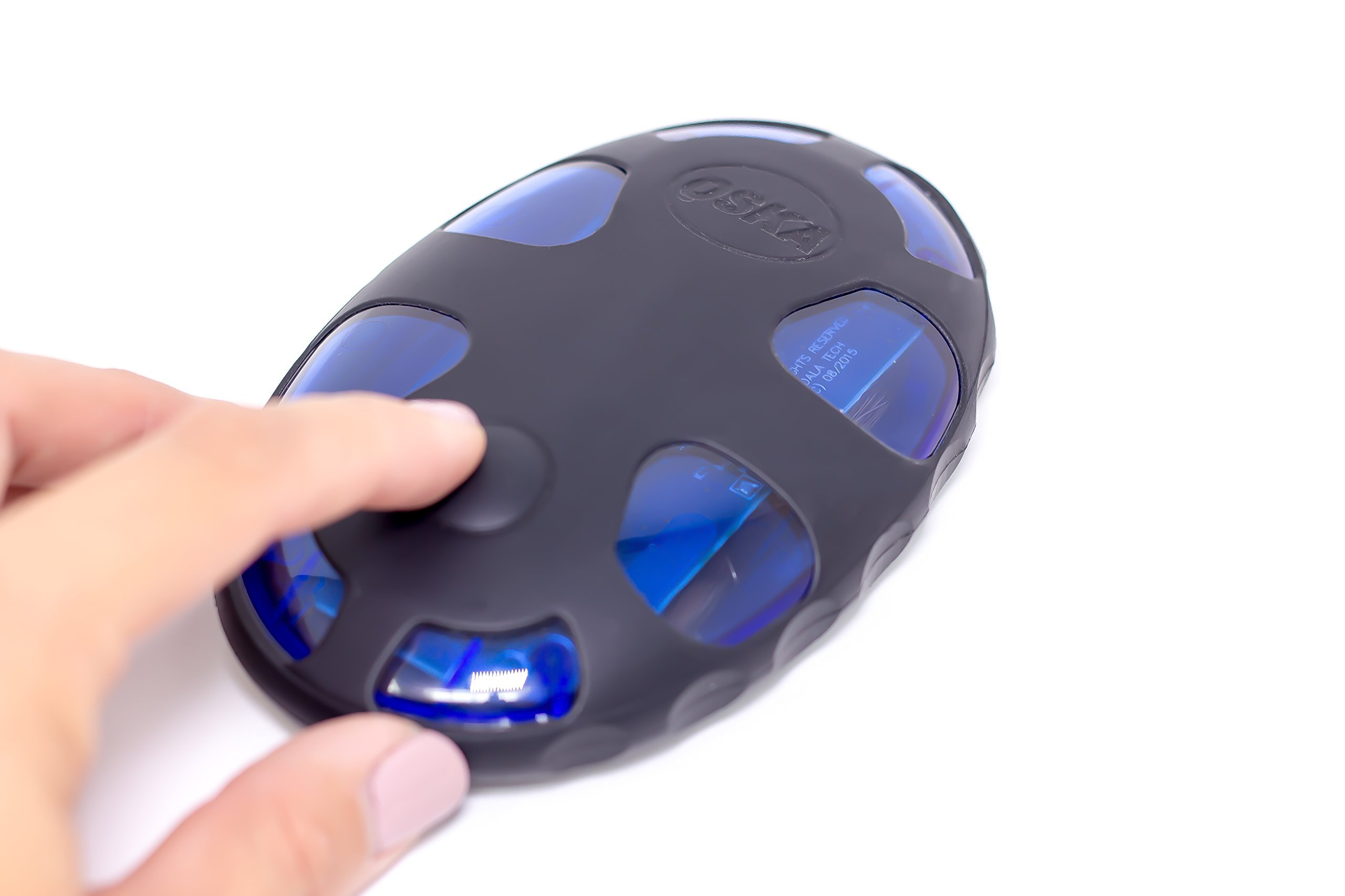 Portable Electromagnetic Pulse Therapy for Muscle Recovery, Reduce Inflammation, Muscle Stiffness and Joint Pain Reduction. Optimized PEMF by OSKA PULSE