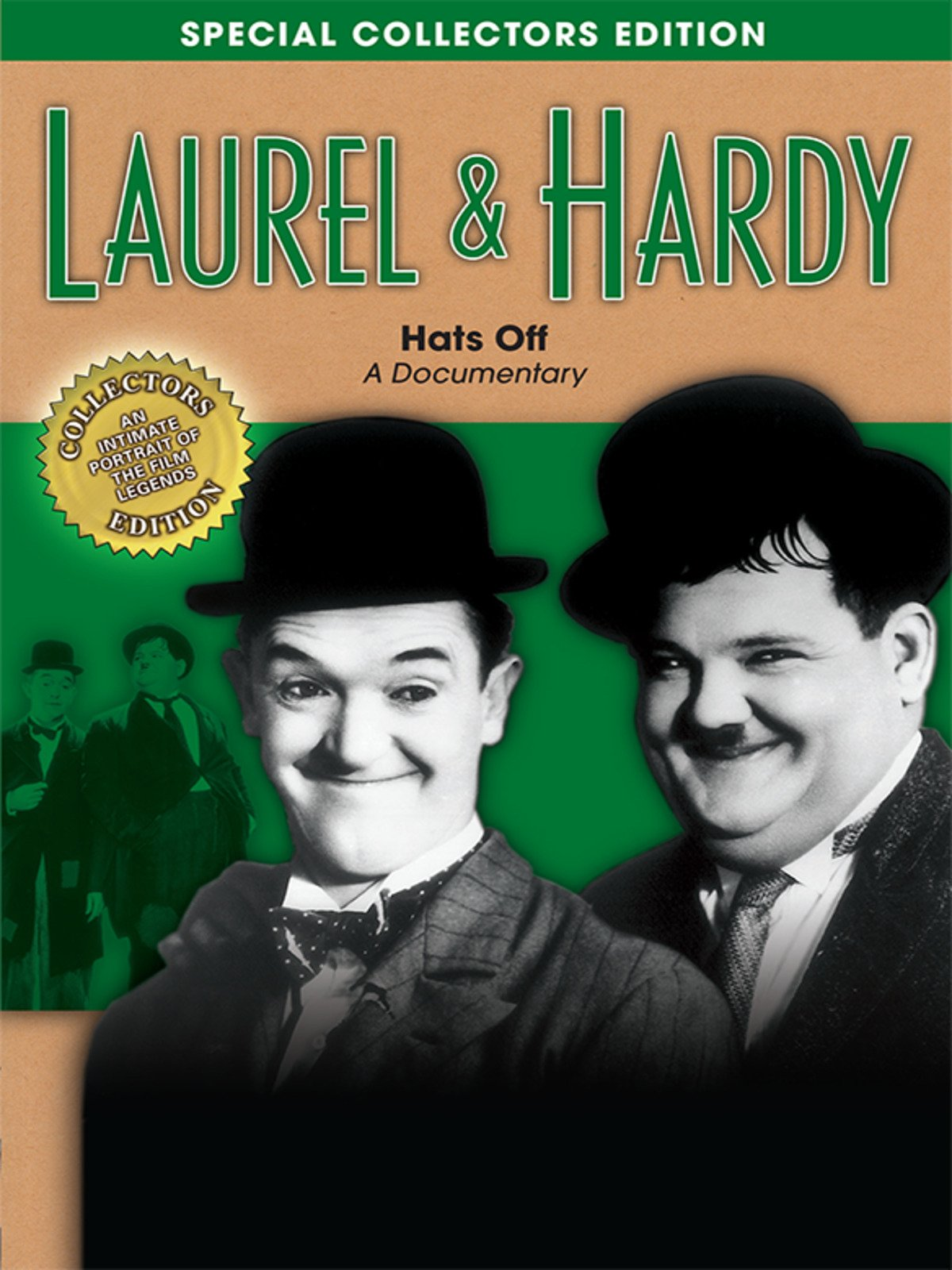Laurel and Hardy: Hats Off on Amazon Prime Video UK