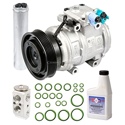 Amazon.com: OEM AC Compressor w/A/C Repair Kit For Hyundai Tucson & Kia Sportage - BuyAutoParts 60-83460RN NEW: Automotive