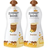 Paper Boat Thandai, Pack of 2 (2 X 200ml)