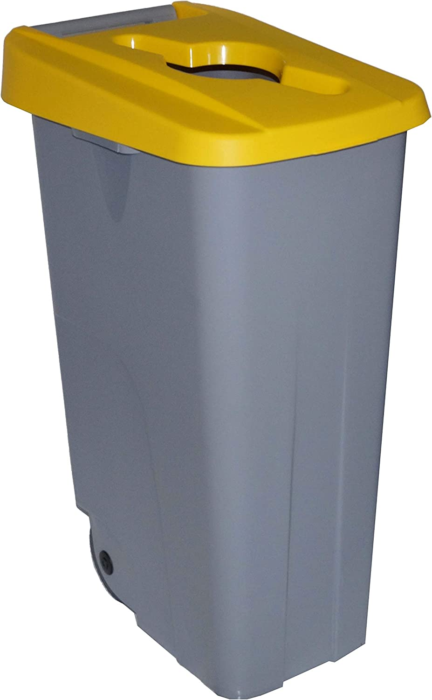 Famesa 23250 Recyclingeimer Deckel//Schlitz 110 L blau