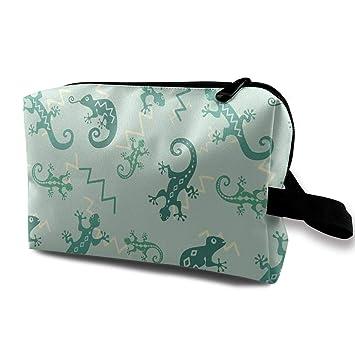 7b5c3c61286a Amazon.com : Toiletry Bag Cosmetic Bag Storage Portable Makeup Pouch ...