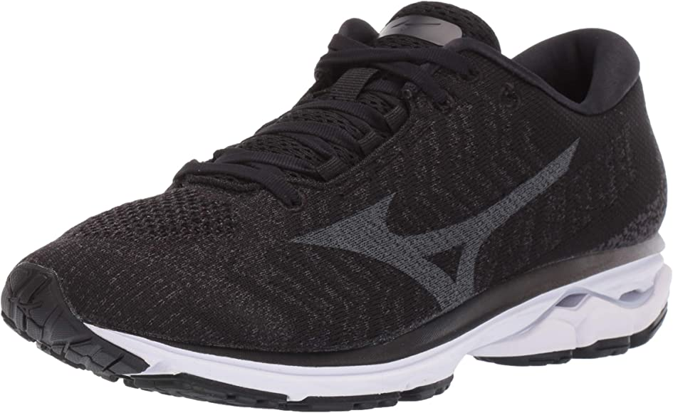 Mizuno Womens Wave Rider 23 Waveknit Running Shoe: Amazon.es ...