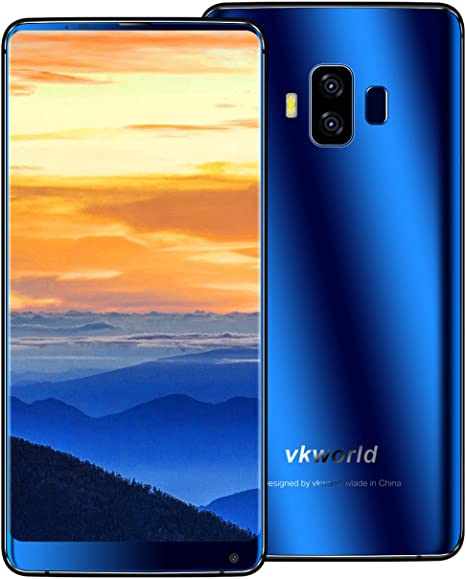 Believe vkworld S8 Smartphone, 4 GB Aries + 64 GB ROM Soporte de ...