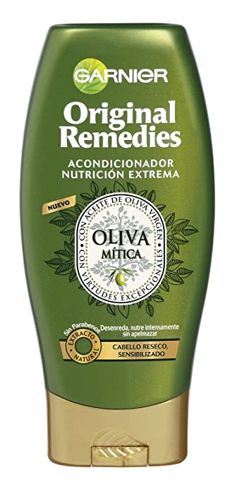 ORIGINAL REMEDIES crema suavizante oliva mítica 200 ml