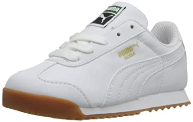 Roma Summer Puma Us Basic Enfant 4 Blanc Baskets lFK1TJc3
