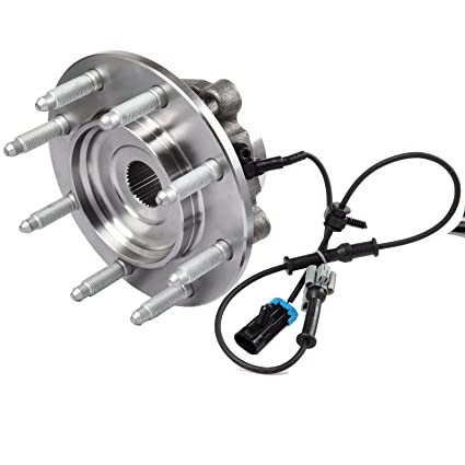 Amazon Com Scitoo Both 2 515098 New Complete Front Wheel Hub