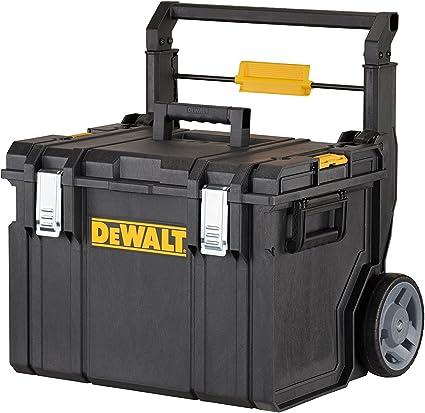 DEWALT DWST1-75668 - Caja de herramientas con asa y ruedas DS450: Amazon.es: Bricolaje y herramientas