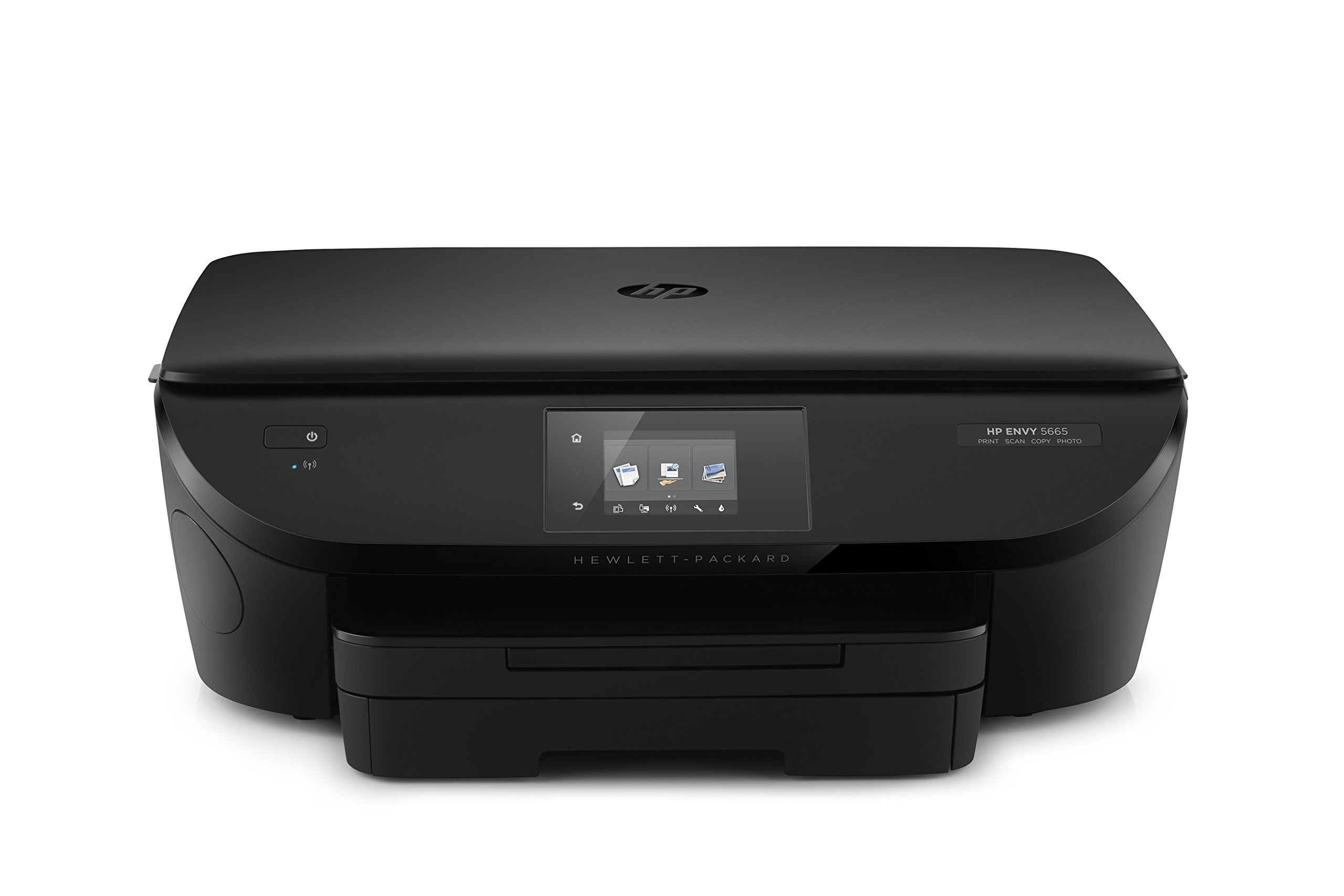 HP Envy 5660 Wireless All-in-One Photo Printer with Mobile Printing, Instant Ink Ready (F8B04AR) (Renewed) by HP (Image #1)