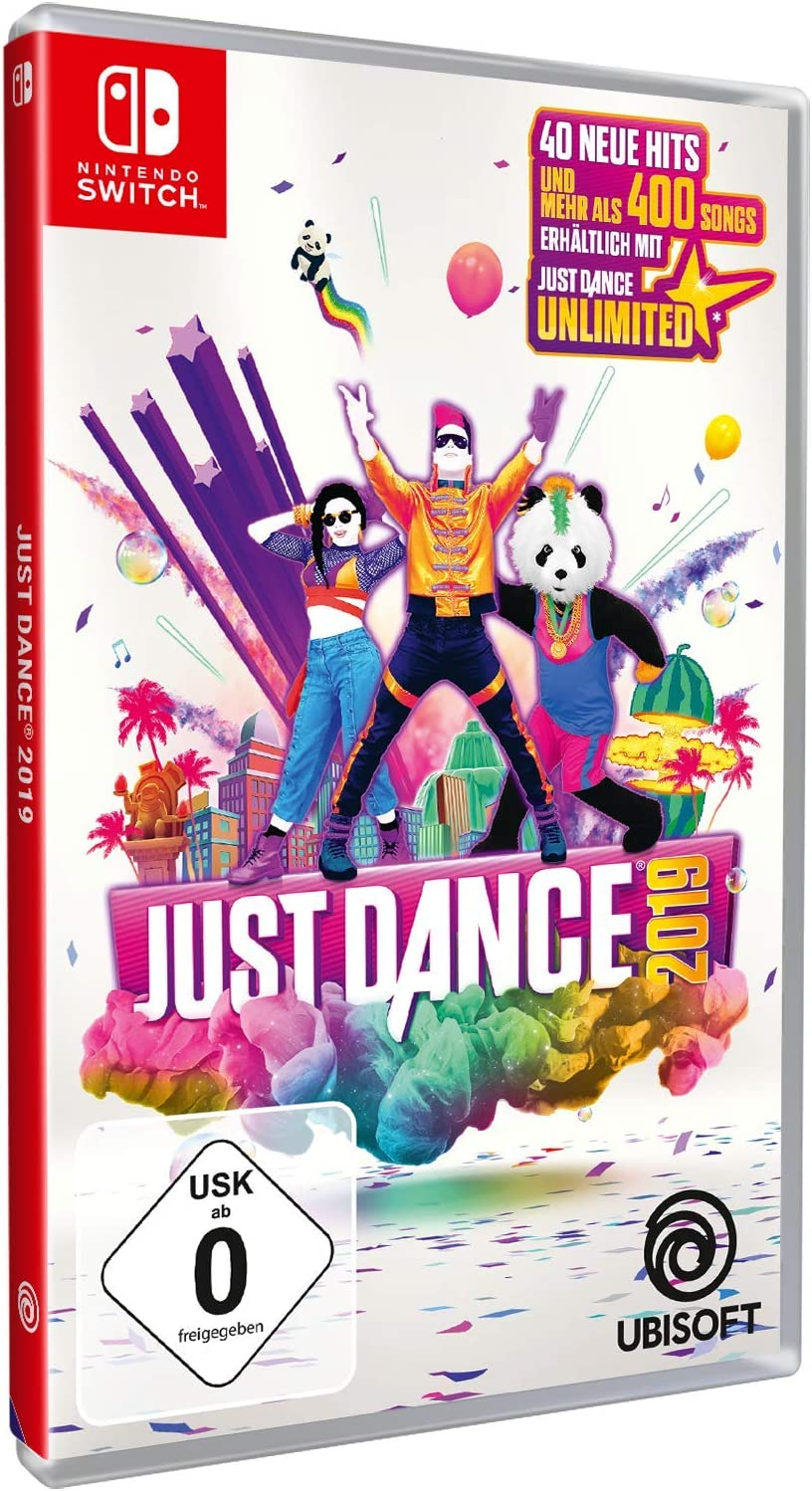 Just Dance 2019 - Nintendo Switch [Importación alemana]: Amazon.es ...