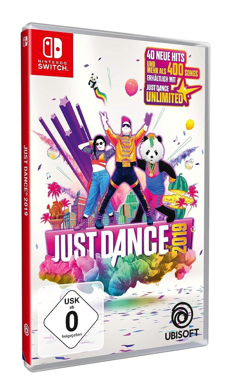 Just Dance 2019 Nintendo Switch Amazonde Games
