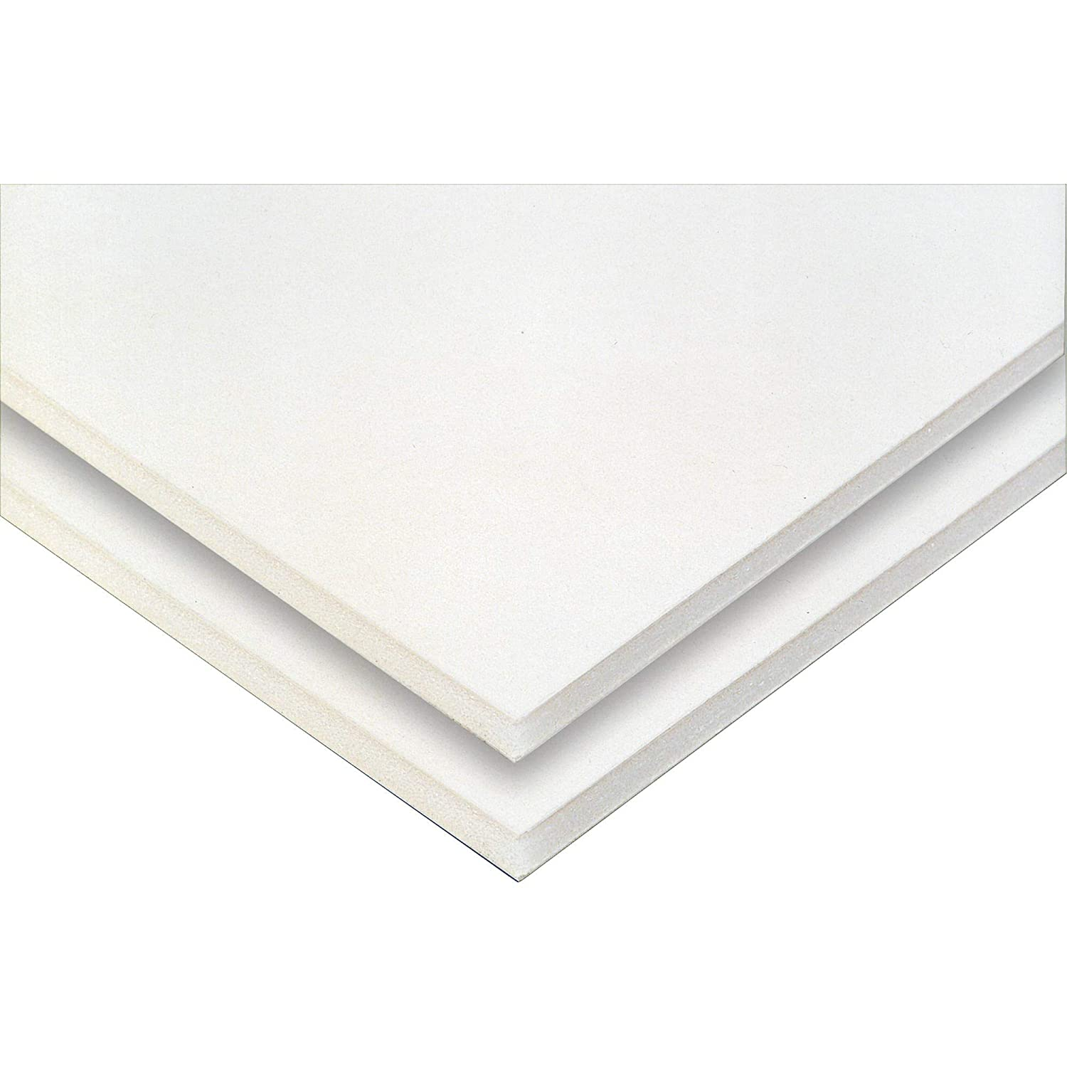 GOLDLINE MOUNTING BOARD A1 WHITE