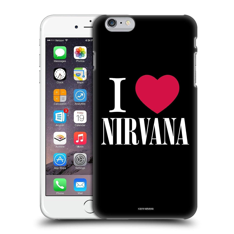 : Official Nirvana Band I Love Nirvana Art Hard