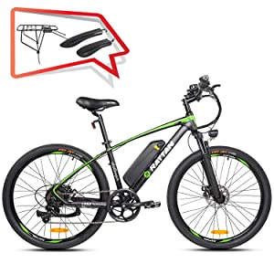Rattan Challenger 26 Inch Electric Bicycle