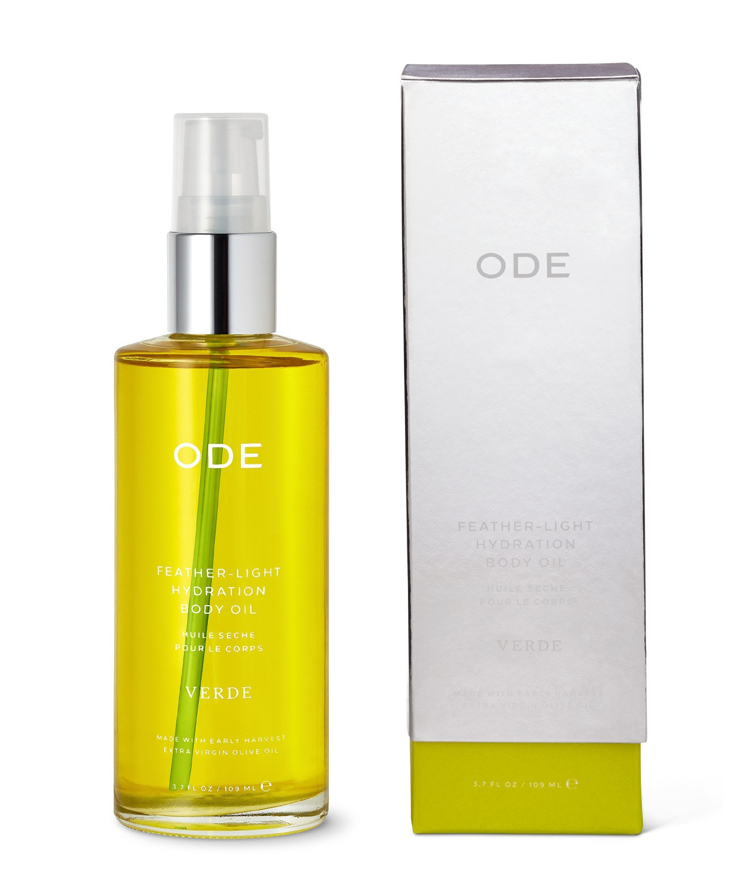 ODE natural beauty - Verde Feather-Light Hydration Body Oil