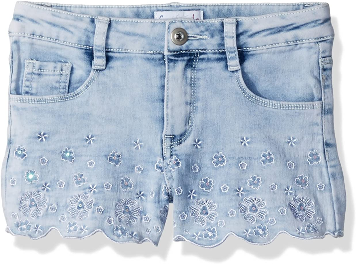Freestyle Revolution Girls Little Fancy Shorts