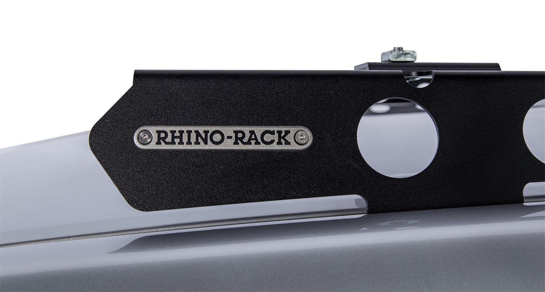 rhino-rackバックボーンシステム B072JK24RD  ブラック TOYOTA TACOMA