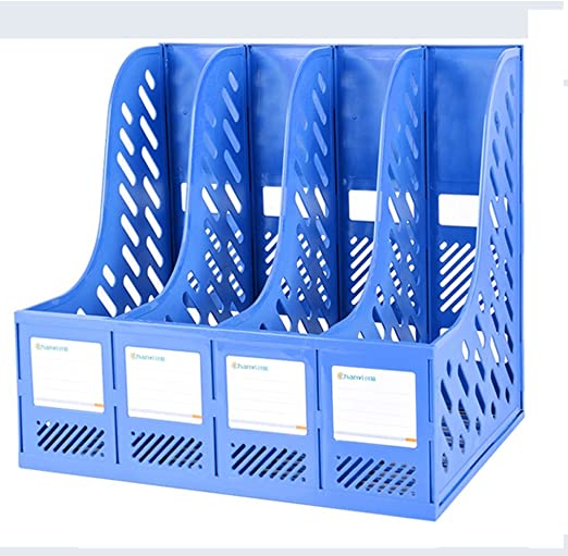 File Shelf ZDDAB Archivador 4 Columna Oficina Caja de ...