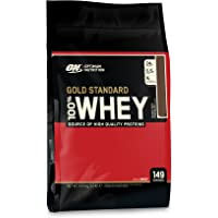 Optimum Nutrition Gold Standard 100% Whey Protein (10 Pounds Double Rich Chocolate)