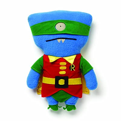 Uglydoll DC Comics from Gund Wedgehead as Robin 11 inches: Toys & Games