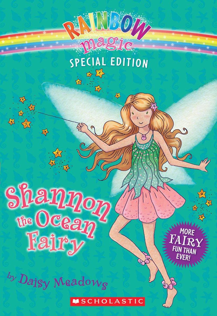 Shannon The Ocean Fairy Rainbow Magic Special Edition Meadows Daisy 9780545105767 Books Amazon Ca