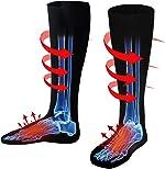 Men Women Battery Socks Rechargeable Electric Socks,Unisex Battery Powered Heat Insulated