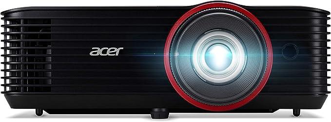 Acer Nitro G550 Dlp Gaming Projektor Full Hd 1 920 X 1 080 Pixel 2 200 Ansi Lumen 10 000 1 Kontrast 120 Hertz Projektion Heimkino Tv Video
