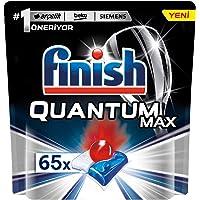 Finish QUANTUM MAX Dishwasher Tablet, 65 tablet
