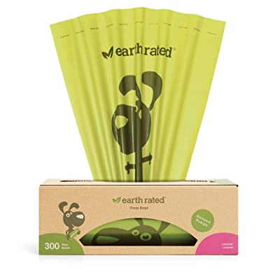 Earth Rated Travel Size Dog Poop Bags
