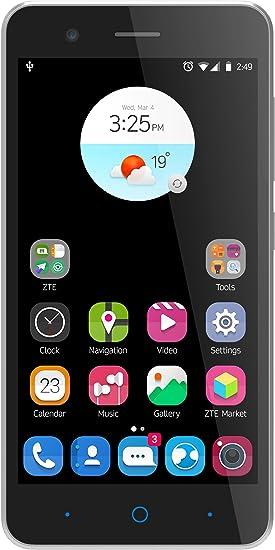 ZTE Blade A510 - Smartphone Libre de 5 (4 núcleos a 1 GHz ...