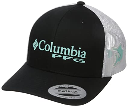 12d790f7e7f Amazon.com   Columbia PFG Mesh Snap Back Ball Cap