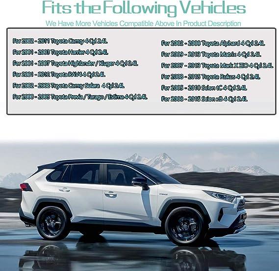 Engine Valve Cover Fits Toyota Solara Matrix Highlander Scion tC xB