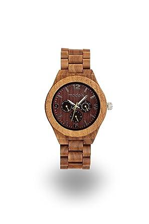 HolzArmbanduhrDass Für Herren Aus Uhr Personalisierte wk8Pn0O