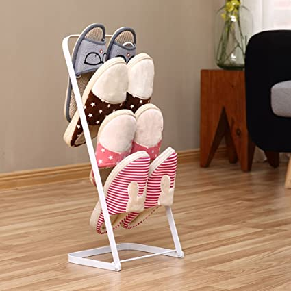Amazon.com: WENZHE Shoe Rack stand Storage shelf Slippers ...