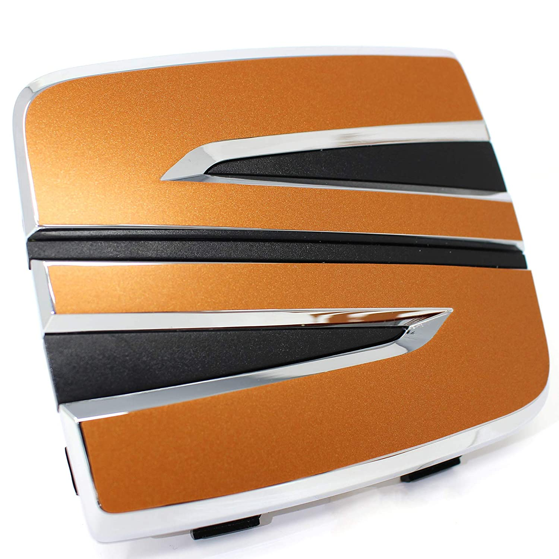 Finest Folia 043 Emblema Set Delantero Trasero Incluye Juego de Letras