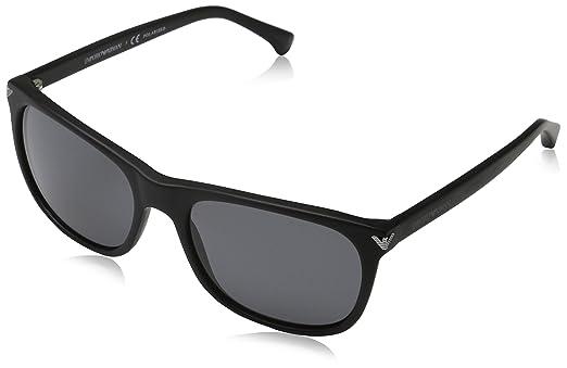 Emporio Armani 4056 - Gafas de sol, Hombre: Amazon.es: Ropa ...