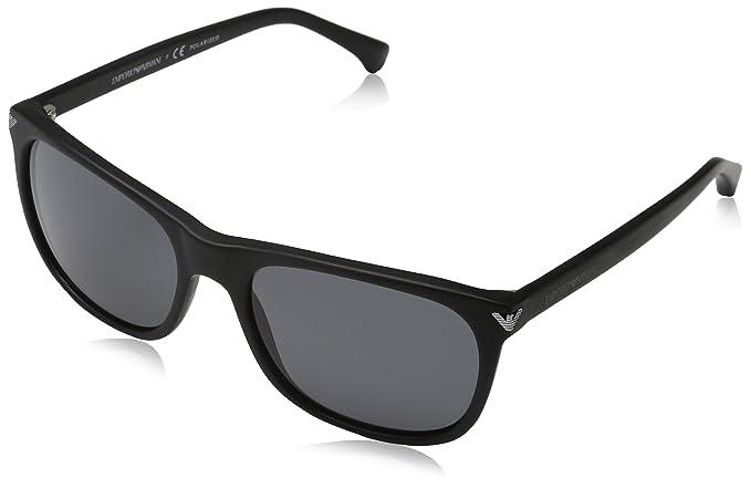 47c8cb400128 Emporio Armani Unisex s Earmani 4018 Sunglasses