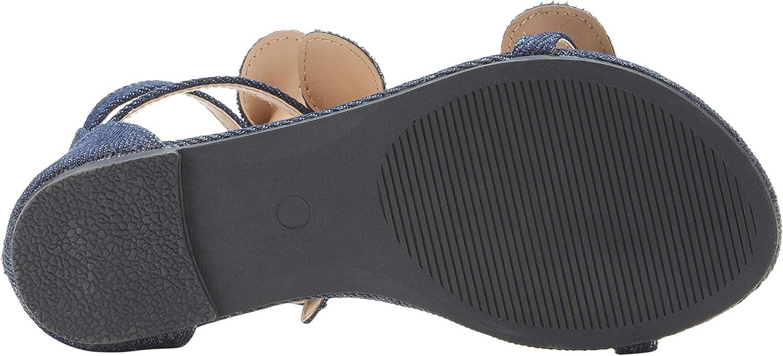 Olivia Miller OMG Kids Denim Bow Sandal