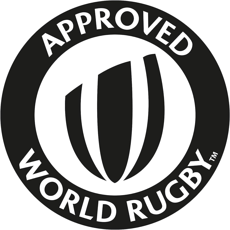 Optimum Maglietta da Rugby con Rinforzi protettivi