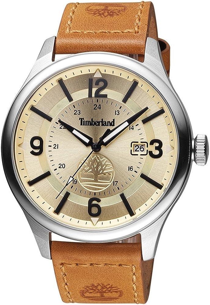 Sono familiari biglietto smog  Timberland Blake orologi uomo 14645JS-07: Amazon.it: Orologi