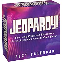 Image for Jeopardy! 2021 Day-to-Day Calendar