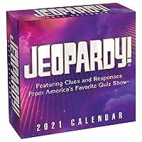Jeopardy! 2021 Day-to-Day Calendar