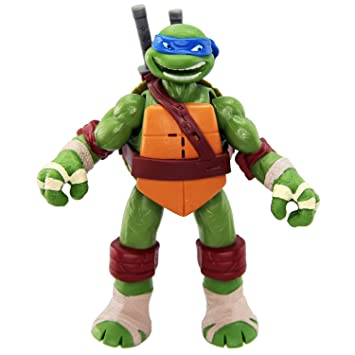 Teenage Mutant Ninja Turtles Power Sound FX Leonardo Figura De Acción
