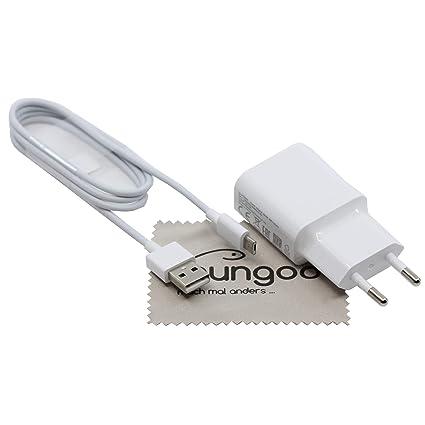 Mungoo - Cargador para Xiaomi MDY-08-EO (2 A, 1 m, para ...